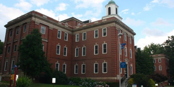 Building in Coatesville VAMC Protection Systems Repair