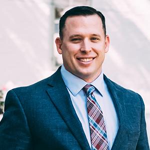 Staff member Brian Zickefoose, P.E.