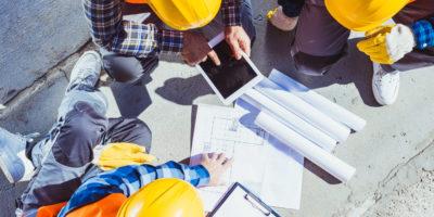 communication plan construction management